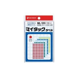 【販売セット数:200】4987167001025 ニチバン マイタツクラベル ML-120     ML-120