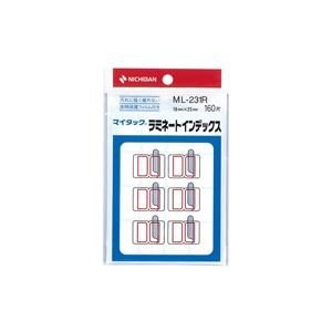 【販売セット数:200】4987167001315 ニチバン マイタツクラミネ-トインデツクス ML-231R ML-231R