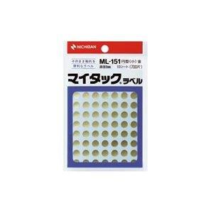 【販売セット数:200】4987167001117 ニチバン マイタツクラベル ML-151 キン    ML-1519