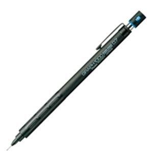 【販売セット数:50】4902506314048 ぺんてる Pentel シャープペンシル グラフ1000 (フォープロ) HB 芯径0.7 PG1007