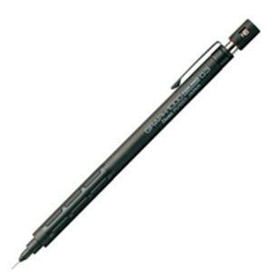 【販売セット数:50】4902506314017 ぺんてる Pentel シャープペンシル グラフ1000 (フォープロ) HB 芯径0.3 PG1003