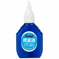 【販売セット数:100】4902506145727 ぺんてる Pentel 修正液 XEZL1-W