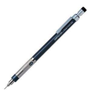 【販売セット数:60】4902506314130 ぺんてる Pentel シャープペンシル グラフレット HB 芯径0.5 メタリックグレー PG505-AD