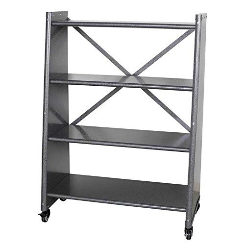 4 TIER TAPERED METAL SHELF H.GRAY 116-323GY 4997337632379 ダルトン