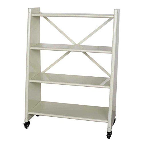 4 TIER TAPERED METAL SHELF IVORY 116-323IV 4997337632317 ダルトン