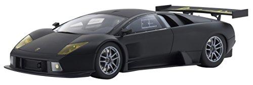 京商ダイキャスト KSR18505BK DK 1/18 ランボルギーニ ムルシエラゴR-GT (ブラック) KYOSHO ORIGINAL/4548565330089