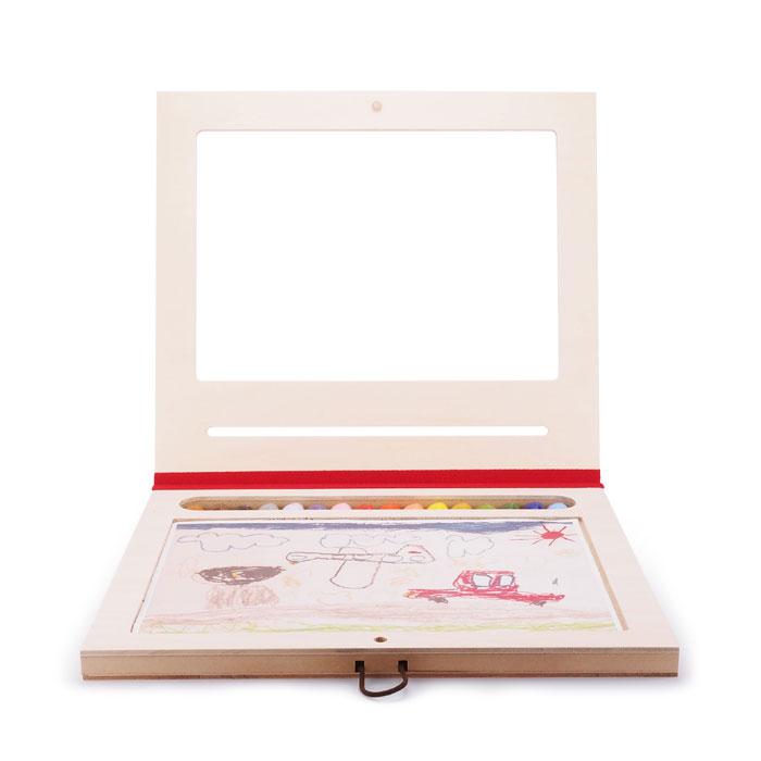 マストロ・ジェッペット 【 画板:MUSEO(ムセーオ) / MGWTMA01 】 3歳~ 日本製 キッズ・ベビー おもちゃ 知育玩具 学習玩具 お絵かき