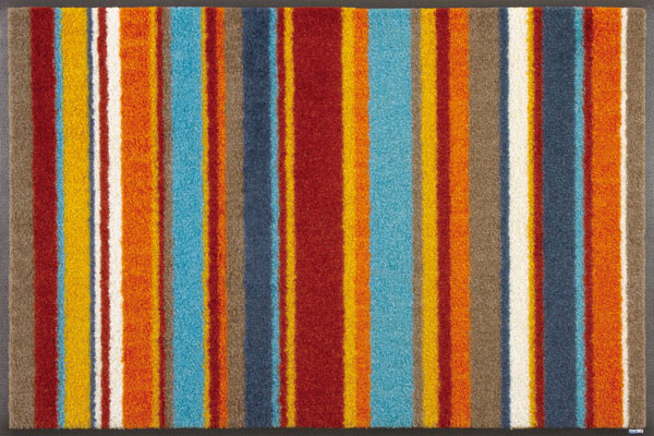 ModernInterior Stripes burnt orange 50 x 75 C015A 4580137055525/クリーンテックス