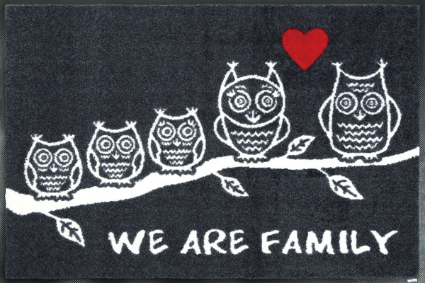 Animal+Friends We are Family 50 x 75 G023A 4580137058007/クリーンテックス