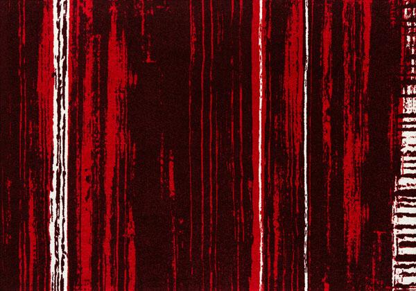D?cor Abadan red 140 x 200 K021K 4589490641147/クリーンテックス