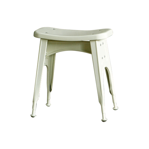 KITCHEN STOOL IVORY キッチン スツール/!112-281IV キッチン スツール 椅子 いす イス コンパクト 足裏ゴム仕様 腰掛け 腰かけ DULTON(ダルトン)