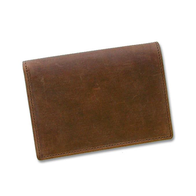セトラー 二つ折り財布 SETTLER OW1565 COMPACT WALLET ブラウン