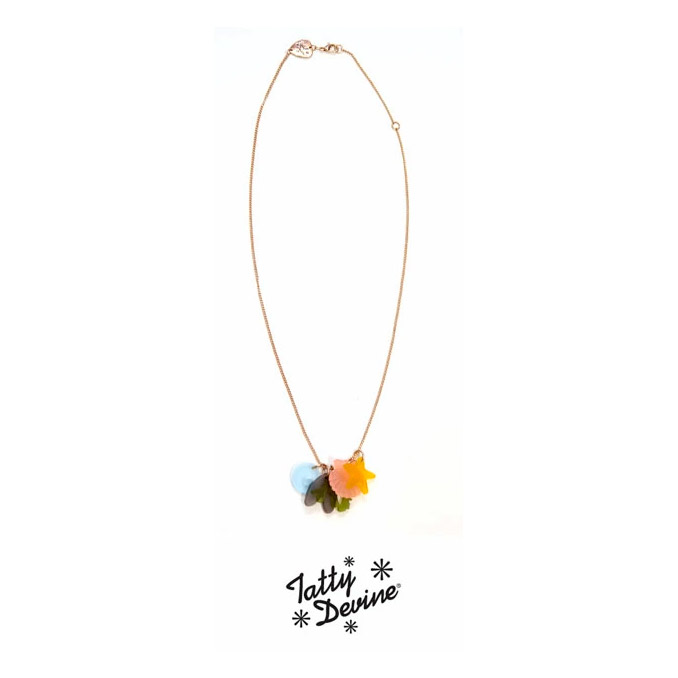Tatty Devine タッティーディバイン Rock NEW ARRIVAL 本物◆ Pool Charm Necklace ネックレス 1430069