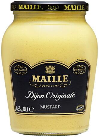 フレンチマスタードの代表格 マスタード マイユ 18%OFF ディジョンマスタード 辛口 865g MAILLE MUSTARD お求めやすく価格改定 TRADITINAL Original DIJON Dijon
