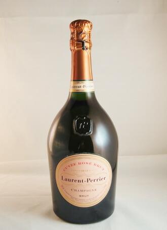 ローラン・ペリエ ロゼ ブリュット  Laurent-Perrier CUVEE ROSE BRUT CHAMPAGNE