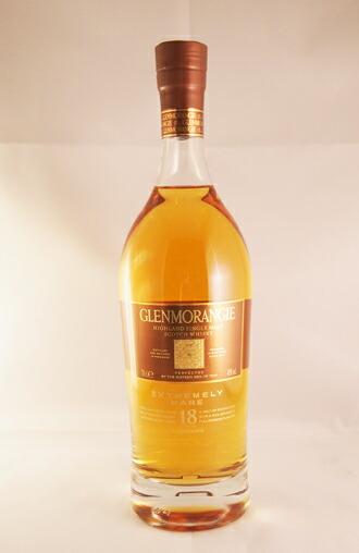 グレンモーレンジィ 18年 シングルモルトウイスキー 43度  GLENMORANGIE 18 years HIGHLAND SINGLE MALT SCOTCH WHISKY