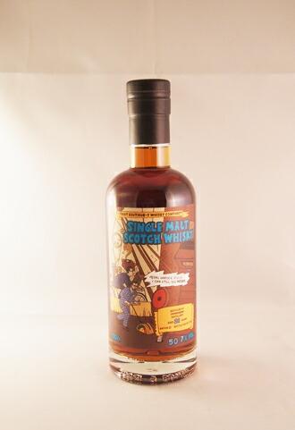 ブティックウイスキー スプリングバンク 21年 バッチ21 50.7度  That Butique-y Whisky SPRINGBANK batch21 21Y 50.7%