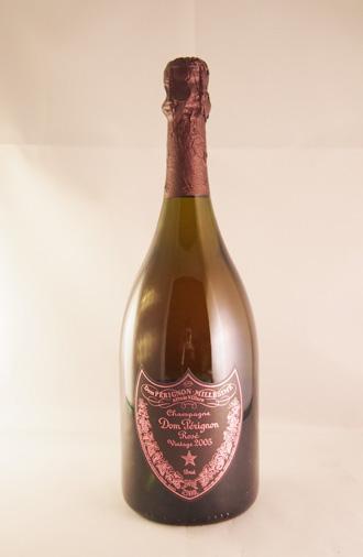 ドン・ペリニョン ブリュット ロゼ 2005  Moet & Chandon Dom Perignon Brut Rose 【正規品(箱なし)】