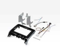 パイオニア carrozzeria KLS-N901D セレナ用 ラージサイズカーナビゲーション取付キット