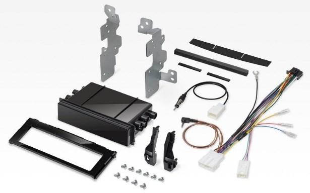 パイオニア KLS-F803D スバル インプレッサ用 8V型カーナビ取付キット