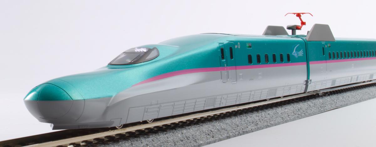KATO 10-001 Nゲージ 鉄道模型 鉄道模型 スターターセットSP E5系新幹線[はやぶさ] KATO 10-001, アークスコンタクト:b286194a --- officewill.xsrv.jp