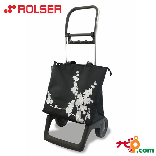 ロルサー ROLSER ジェント GENT ニット NITT RS-12G 機能性抜群なおしゃれなショッピングキャリー!
