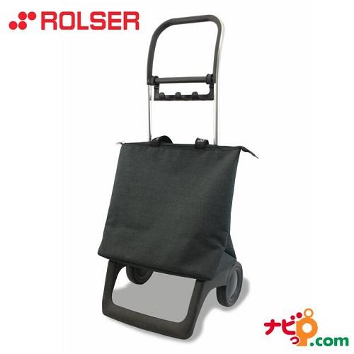 ロルサー ROLSER ジェント GENT ツイードダークグレー TWEED DGY RS-13G 機能性抜群なおしゃれなショッピングキャリー!