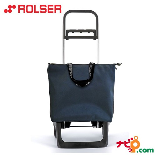 ロルサー ROLSER ジェント GENT ネイビー MF NV RS-11G 機能性抜群なおしゃれなショッピングキャリー!