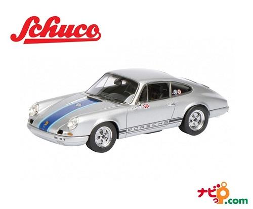 Schuco/シュコー ポルシェ 911 クーペ 68R Magnus Walker Edition シルバー 1/43 450891600