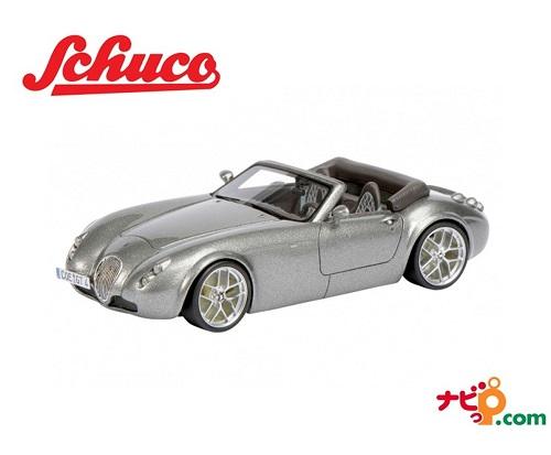Schuco/シュコー ヴィーズマン ロードスター Wiesmann Roadster MF4 グレー 1/43 450888500