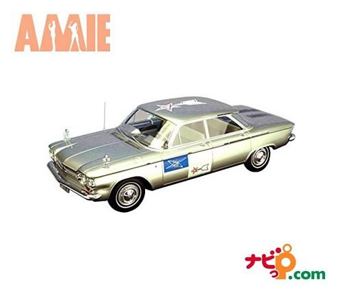 AMIE/アミ ウルトラマン SSSP 科学特捜隊 専用車 1/18 AM18006
