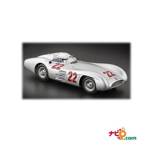 CMC シーエムシー メルセデス・ベンツ W196R ストリームライナー 1954年フランスGP #22 限定1000台 M-128C