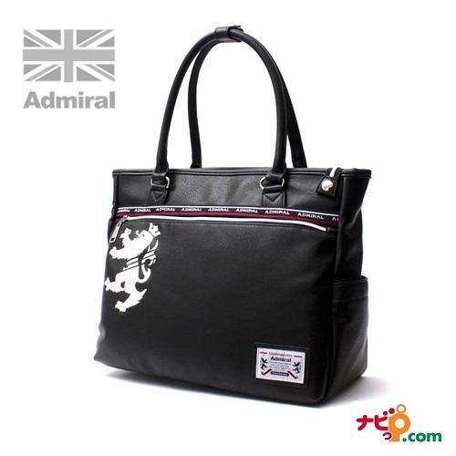 Admiral アドミラル トートバッグ ブラック ADGA-08-BK ジム ゴルフ バッグ メンズ