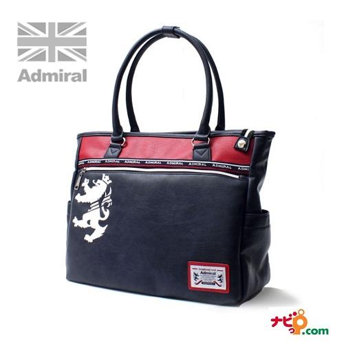 Admiral アドミラル トートバッグ トリコロール ADGA-08-TL ジム ゴルフ バッグ メンズ