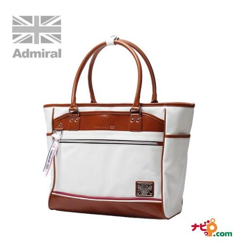 Admiral アドミラル トートバッグ ADGT-05-WH ホワイト 通勤 ビジネス バッグ メンズ