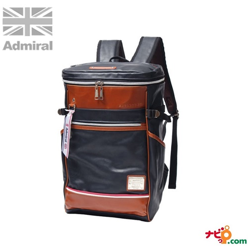 Admiral アドミラル リュック バックパック ADGT-06-NV ネイビー メンズ ビジネス バッグ ゴルフ