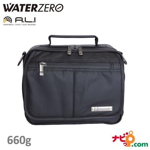 アジアラゲージ ウォーターゼロ ブラック A.L.I Asia Luggage WATER ZERO Black WTZ-3836 【代引不可】