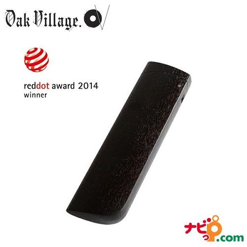 木製ペンケース TANTO 黒色漆塗 01410-24 オークヴィレッジ Oak Village 国産材使用 伝統工芸法による木製文具 イッピン