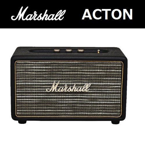 Marshall ACTON (black) マーシャル アクトン 送料無料