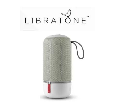 LIBRATONE リブラトーン Bluetooth ワイヤレス スピーカー ZIPP MINI Cloudy Gray(グレー)【国内正規品】