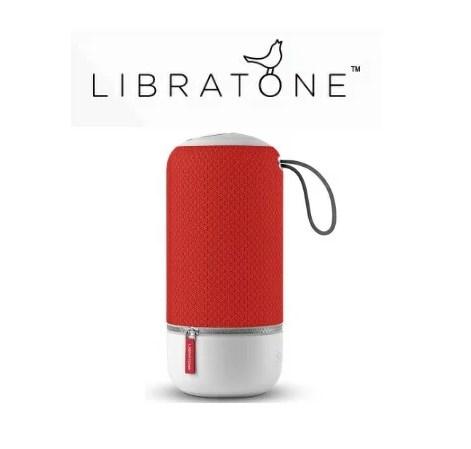 LIBRATONE リブラトーン Bluetooth ワイヤレス スピーカー ZIPP MINI Victory Red(レッド)【国内正規品】