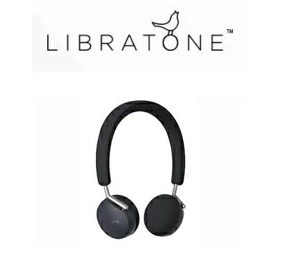 LIBRATONE リブラトーン ワイヤレスヘッドホン Q ADAPT WIRELESS ON-EAR Stormy Black(ブラック) LP0030000AS5002