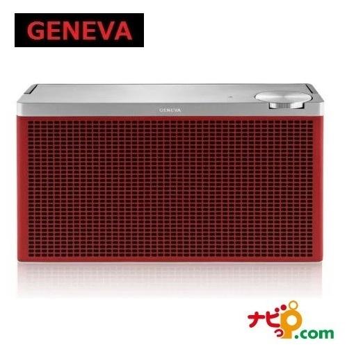 Geneva Touring M Red(レッド) ジェネバ ツーリング M ポータブル スピーカー 【国内正規品】