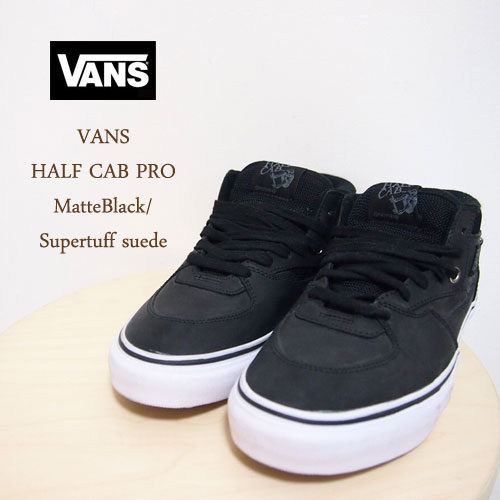 72a91631a9 ... ◇ product description ◇ Is the half cab sneakers from VANS! Black  sneakers.