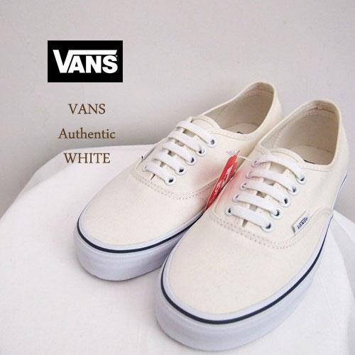 bf593e83f1 NAVIE  Vans authentic Womens size   white VANS Authentic WHITE ...