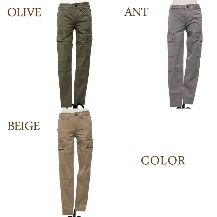 84a51506 NAVIE: Ralph Lauren Polo Womens skinny stretch cargo pants, Khaki ...