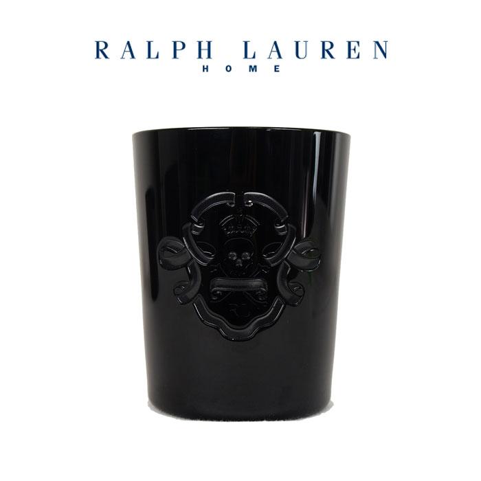 Ralph Lauren ラルフローレン ホーム ロックグラス オールドファッション スカルデザイン グラス 食器 ブラックRalph 最新アイテム Fash Ayers Set Old DOF セットアップ Xbone Skull 1個