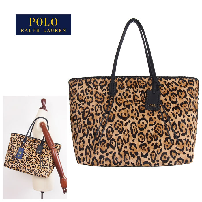 ◇Product explanation◇ It is the arrival of the bag than polo Ralph Lauren.  Large animal pattern tote ... 054c79f766203