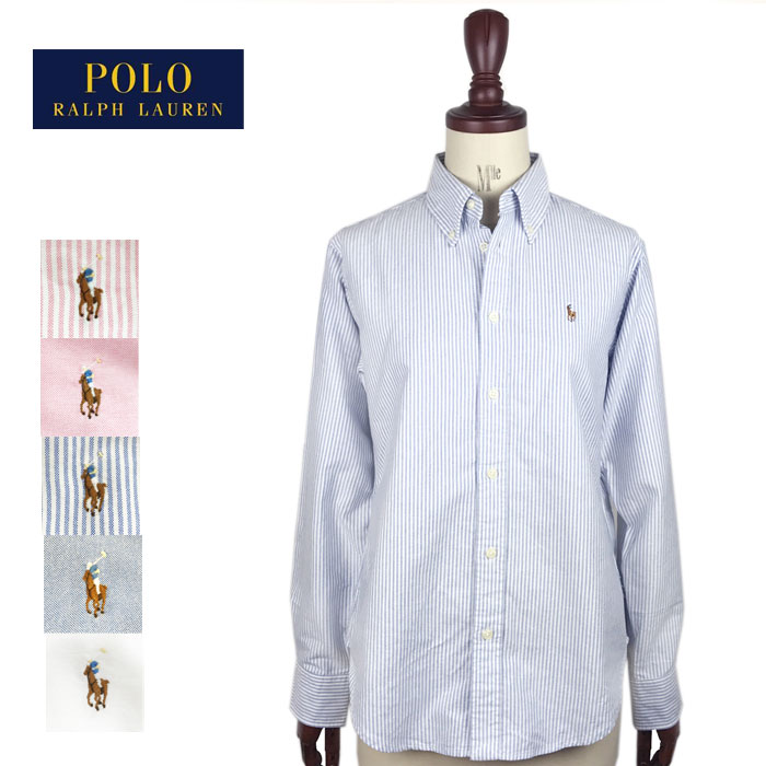 abb76ff5d32 Ralph Lauren women s classic fit Oxford button down shirt Ralph Lauren  Oxford Shirts Classic Fit ...