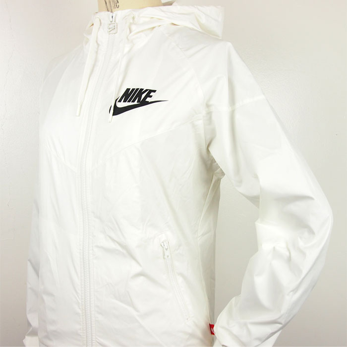 fef8144d08 Nike Lady s windbreaker wind runner parka   white NIKE WOMEN S WINDRUNNER  904306 133
